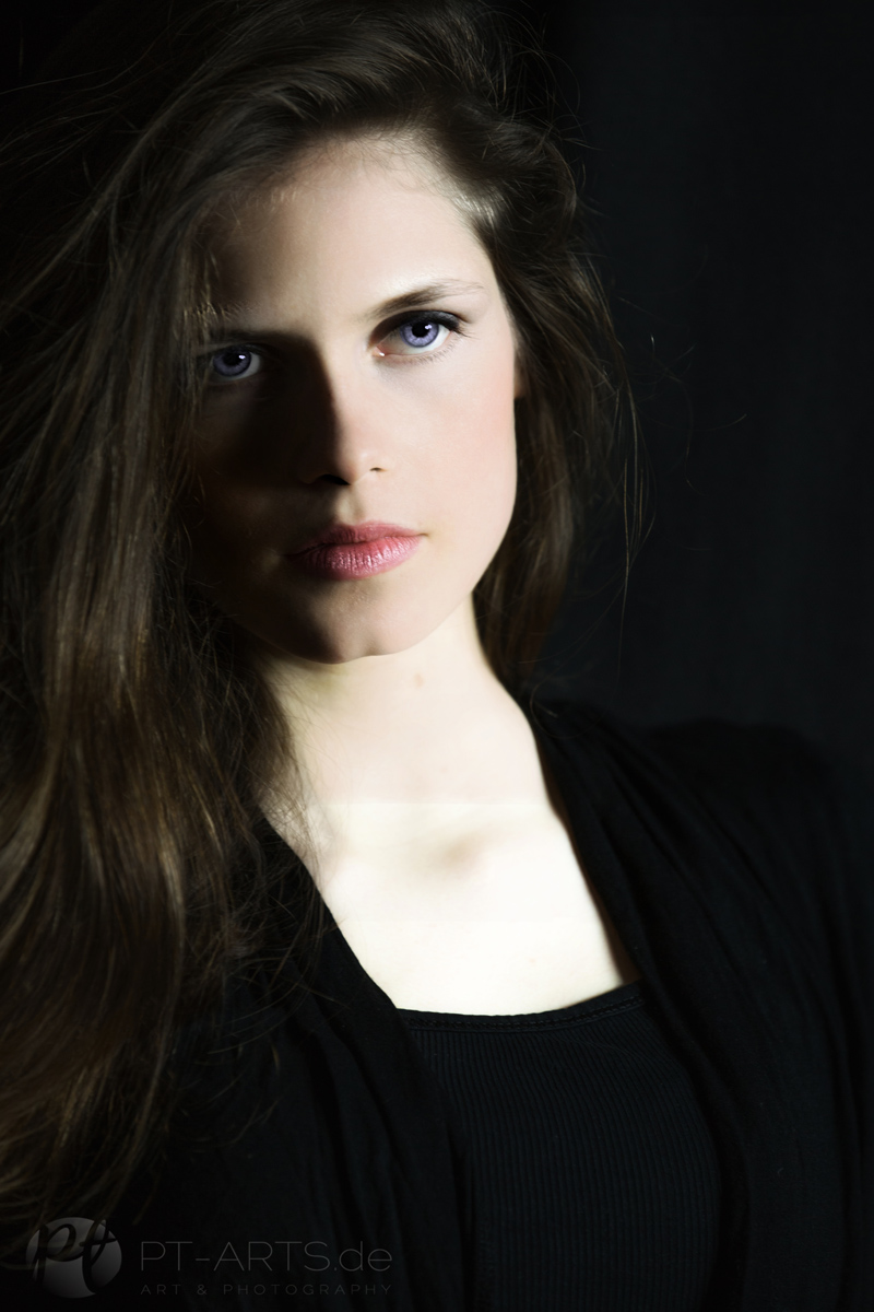 Fotomodel Rahel Portraitfotografie Petra Tänzer
