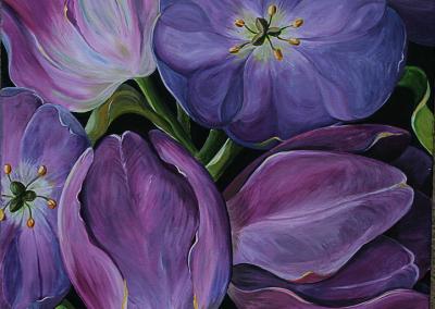 Malerei Blumen